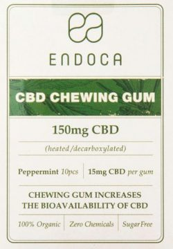 best CBD chewing gum