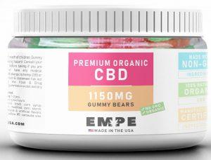 organic CBD gummy bears