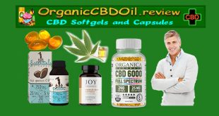organic cbd softgels