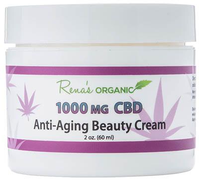 Organic CBD Beauty Cream