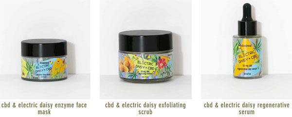 organic cbd face cream